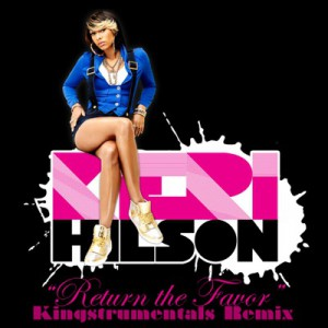 Keri Hilson feat. Timbaland - Return The Flavor (RMX)