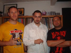 Katch, Efe and Sido (2008)