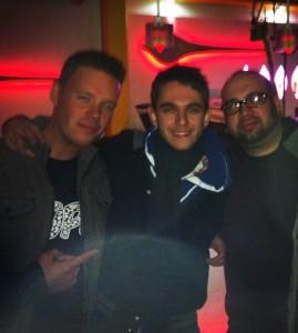 Rockster, Zedd and Efe (2013)