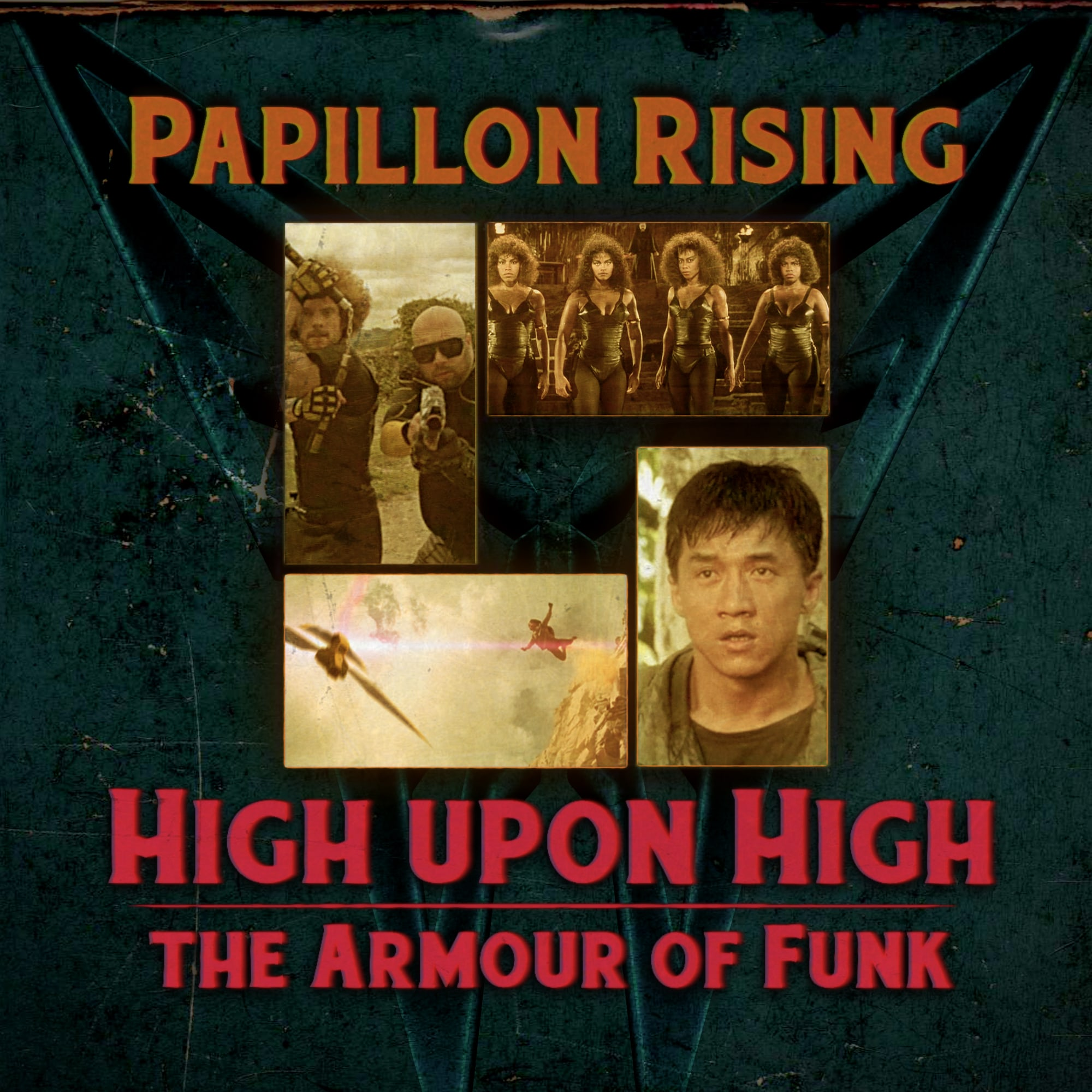 Papillon Rising - High Upon High